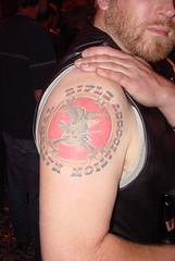 NRA Tattoo