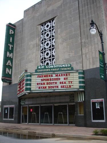 Pitman Theater, Gadsden AL