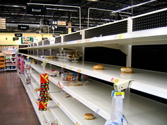 the bread aisle