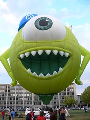 Mike balloon