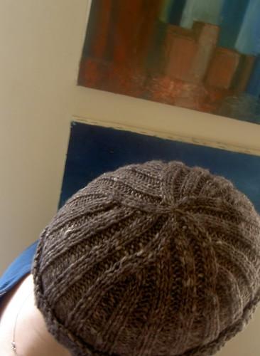 * Nice hat!  Very nice.  :)