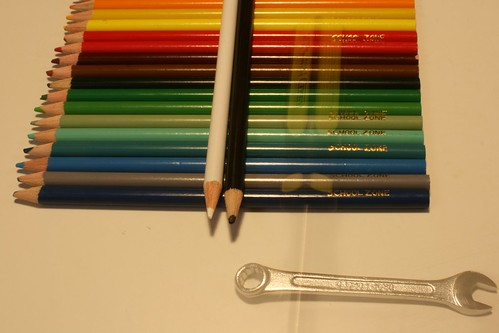 Colored Pencils III (and Tools!)