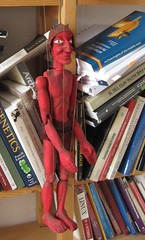 devil guarding books