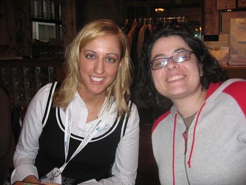 Cshel and Tamar Weinberg - SES NY 2007