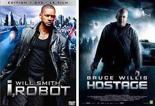 Hostage y Yo, Robot