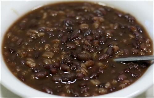 red bean soup/ 紅豆湯