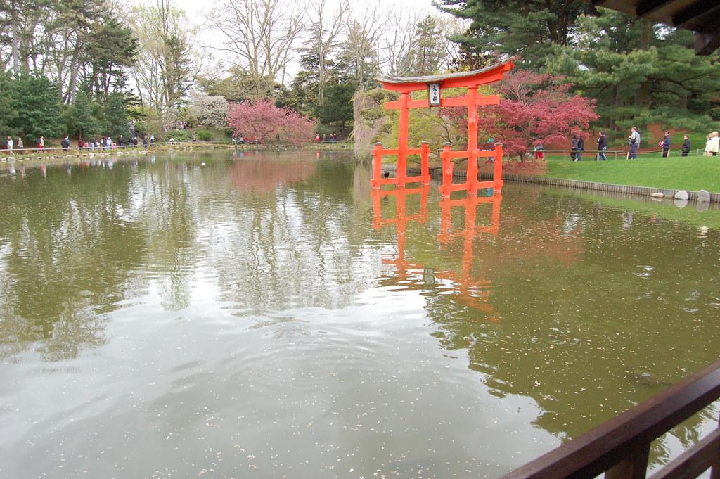 brooklyn botanical garden japanese garden