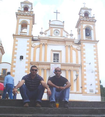 luis vega y raul yepez en Xico Veracruz