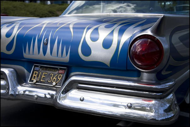 Sean's car