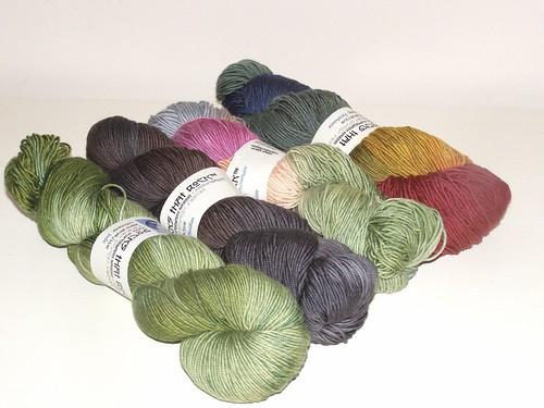 Pretty pretty yarn