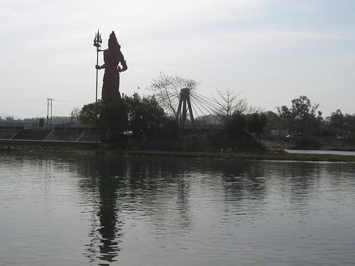 Shiv Murti at Haridwar