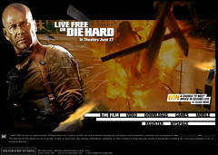 Live Free or Die Hard 4