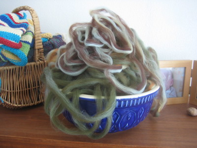 A bowlful of pencil-roving love