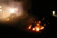Böschungsbrand Breckenheim 04.05.07