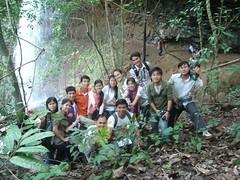 visit cha oung waterfall