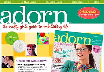 Adorn Magazine - www.adornmag.com