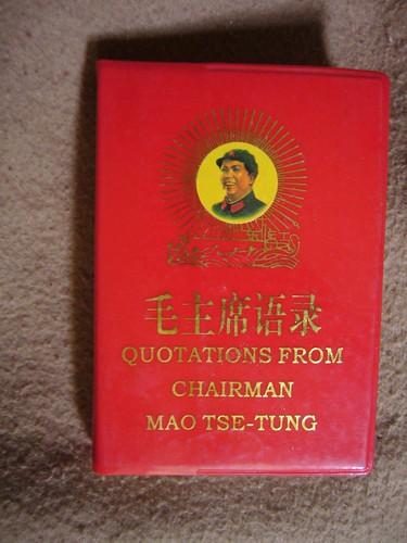 Mao's Little Red Book