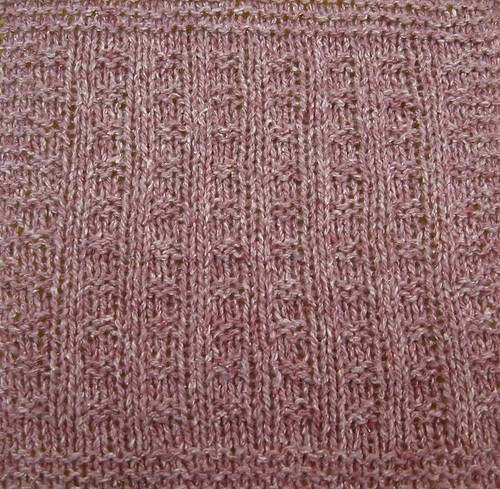 Double Knitting Stitches Per Inch : 02. Simple Knit-Purl Combinations The Walker Treasury Project Page 10