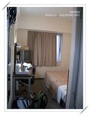 房間雖小五臟俱全