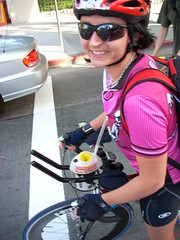 Summer the FAST cyclist
