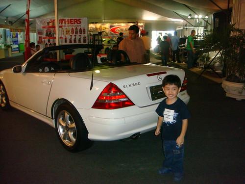 Jake at the Cebu Auto Craze
