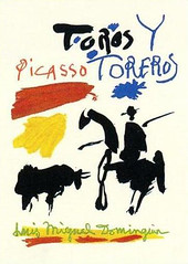 Toros y Toreros, Picasso
