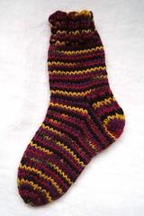 Magic 28: sock 6