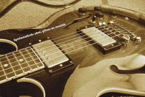 Symptomatisch: uhm, gitaar en muziek