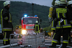 Zimmerbrand in Naurod 07.05.07