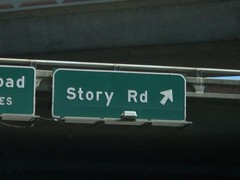 """""""Story Road"""""""
