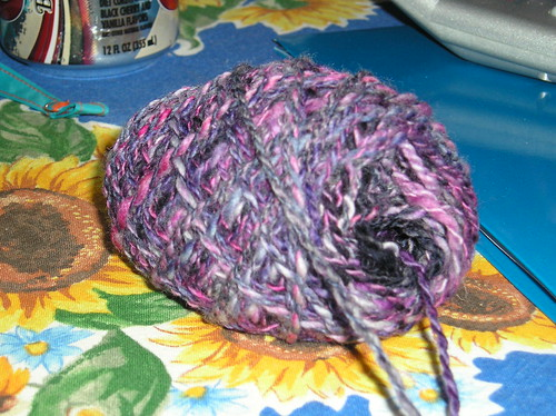 Midnight Hour Yarn