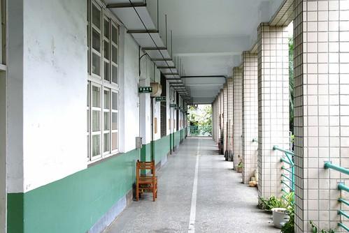 雙蓮國小-走廊