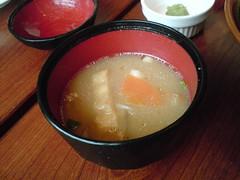 [吃] 和民居食屋 (10)_味噌湯