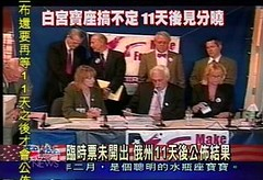 931103-美國總統陷膠著-US president undecided, Nov. 3, 2004