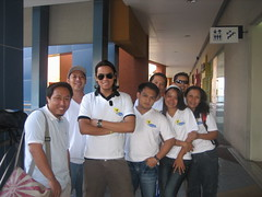 My Team at Mall of Asia