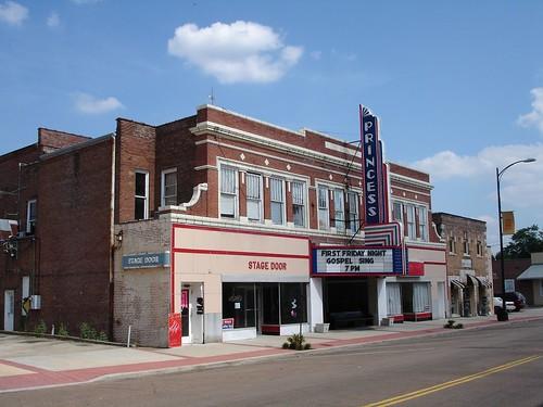 Princess Theater, Columbus MS