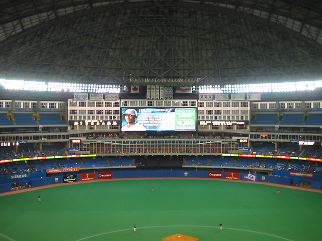 sky dome, part two.