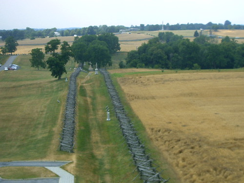 Bloody Lane at antietam by Jas&Suz.
