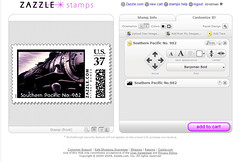 Create your own US Postage Stamps