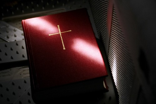 photo of Book of Common Prayer courtesy flckr.com
