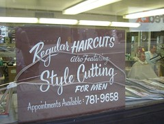 Regular Haircuts