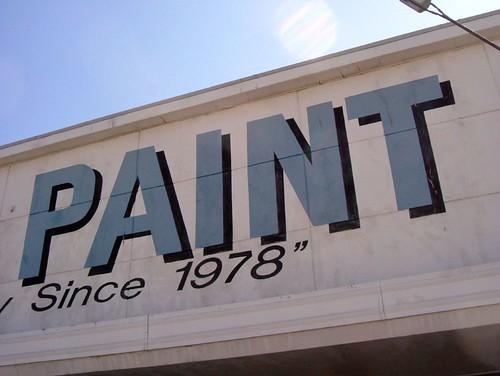 Paint since 1978
