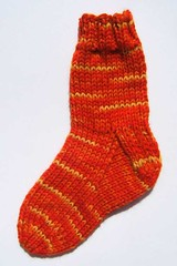 Magic 28: sock 8