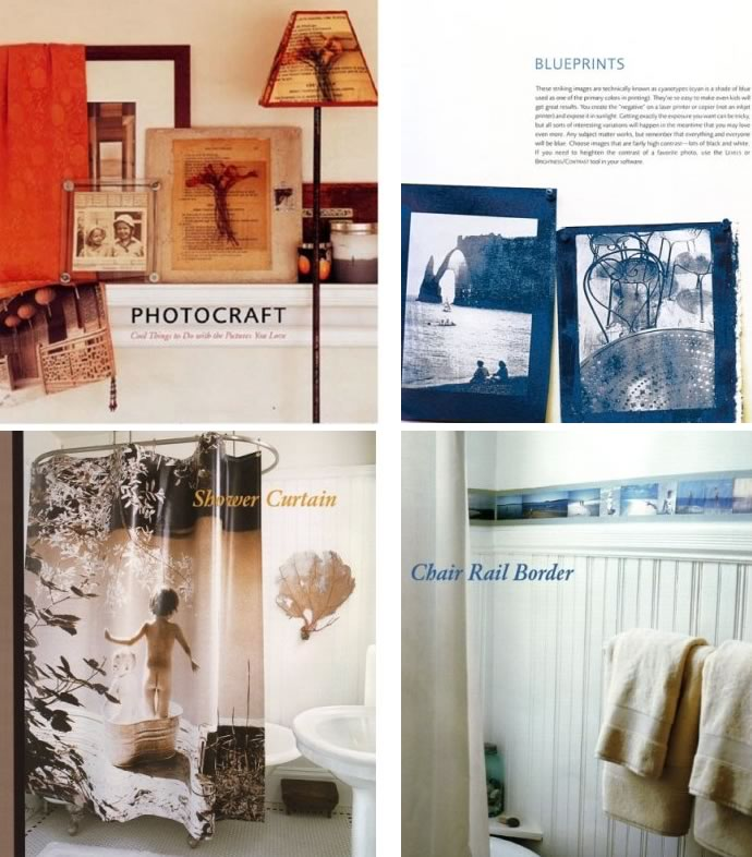 Book of the Week: Photocraft: Cool Things to Do with the Pictures You Love