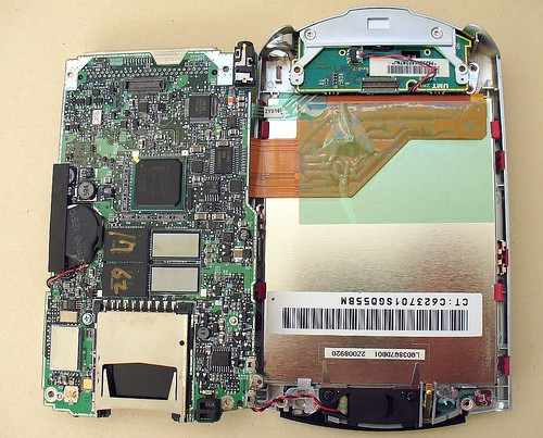HP H5450 disassembly 10