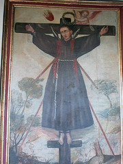 Painting of One Martyr