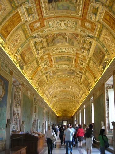 Museos Vaticanos-Roma