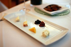 4th Course: Cheese Course