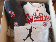 Red Sox Baby Gift