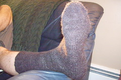 Socks from Fluff - 1 complete